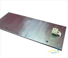 Плоский нагреватель нержавеющий ЭНП 400x160/2,5x380