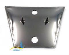 Плоский нагреватель нержавеющий ЭНП 220x150/0,7x230
