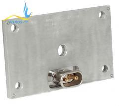 Алюминиевый нагреватель ЭНА 200х150/1.2х220