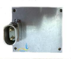 Алюминиевый нагреватель ЭНА 150х150/0.9х220