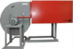 Калориферная установка 12÷150 кВт.