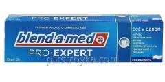 Pro-expert ml Blend-a-med 100 toothpaste fresh mint, prof. protection 1/6/24