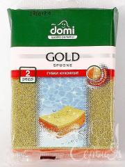 Sponge kitchen DOMI 2 of piece Gold 8547 1/20