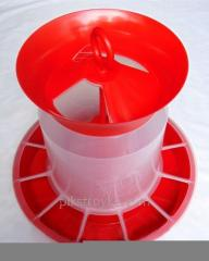 Feeding trough for poultry 10,0l Sarkozy