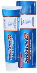 Pro-expert ml Blend-a-med 100 toothpaste strong teeth, the toning mint 1/6/24