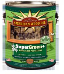 Покрытие SuperGreen+ натуральное масло без