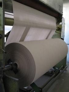 Basis for production of toilet paper