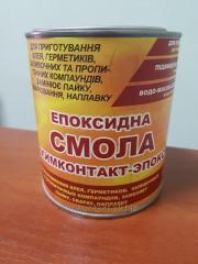 Смола эпоксидная Химконтакт-Эпокси 0, 85 кг