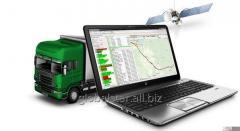 GPS контроль, gps слежение, мониторинг транспорта,