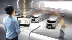 GPS monitoring, gps control of transport and