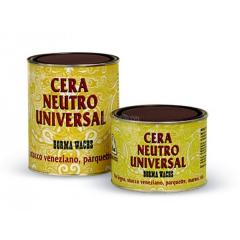 Wax universal natural Universal Neutral Wax