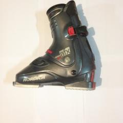 Hire boots of/ski Nordica Afx 42,5 solution