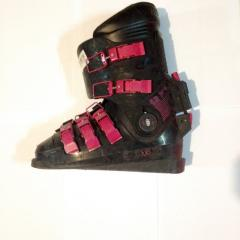 Hire boots of/ski Alpina of 5 clips