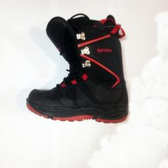 Hire boots Ignite 41 snowboard solution - r