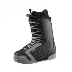 Hire boots Elan 42 snowboard solution