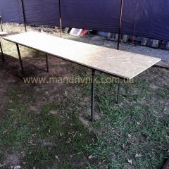 Hire Table of folding