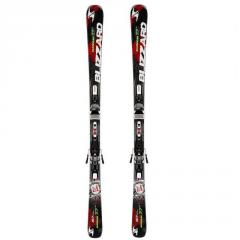 Hire of/ski of Blizzard 159 of cm with fastening