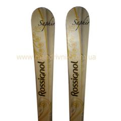 Hire of/ski of Rossignol Saphir 300, 154 of cm, with fastening