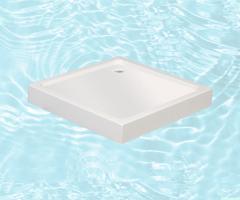 Поддон акриловый ARTEL PLAST Перфект (130) белый