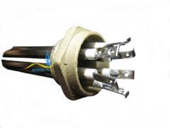 ТЭНБ 3 кВт 380/220 В из трех нагревателей.