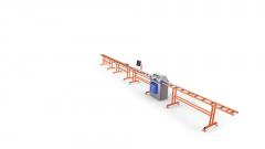 Автоматический пильный центр для резки линейного