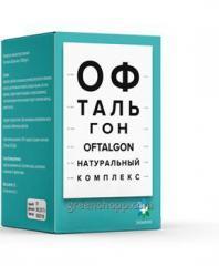 Пастилки для зрения и глаз Офтальгон