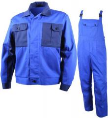 Рабочий костюм ИТР (куртка+полукомбинезон)