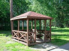 Yazlık ve bahçe mobilyası
