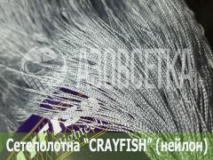 Сетеполотно Crayfish 75x210d/3x100x150, нейлон
