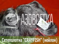 Сетеполотно Crayfish 45x210d/6x6.0x150, нейлон