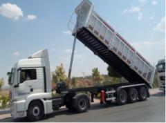 Трейлер-самосвал для сыпучих грузов Sinan/Tipper
