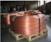 Copper rod iron
