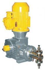 Насос-дозатор для рулевого управления НД-100 Т-25,