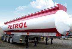 Автоцистерна-двойная ось Sinan/Tanker