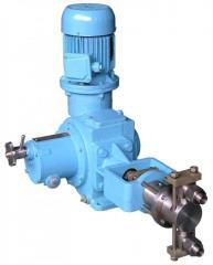 Насос-дозатор для рулевого управления НД-250