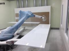 Покрасочный роботизированный комплекс Kuka KR30/
