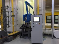Покрасочный роботизированный комплексLesta LeBot
