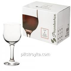 Set of glasses 6 of the ave. of 240 ml red wine Tulip Pasabahce 6/4
