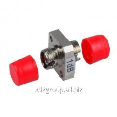 Attenuator the fixed optical FC/UPC/1dB/Fixed