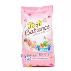 Los polvos de lavar LG Tech Babience de 3 kg