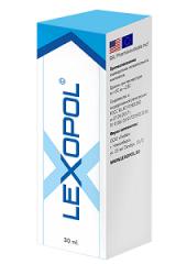Спрей для потенции и стабильной эрекции Lexopol Лексопол
