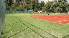 Строительство теннисных кортов.Корты