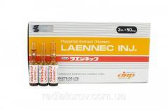 LAENNEC - la placenta INJ. (Laennek) - el empeño de su juventud, la belleza y la longevidad. 2ml (pr-en Japón)