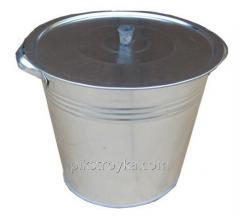 سطل برای تمیز کردن