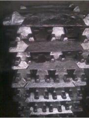 Castings from aluminum