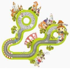 El juguete pazly el camino Pazlik1/1 fantástic