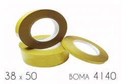 Клейкая лента двухсторонняя (4140) BOMA 38 х 50