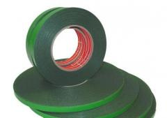 Клейкая лента двухсторонняя 9мм х 10м BOMA 4330 (пеносонова)