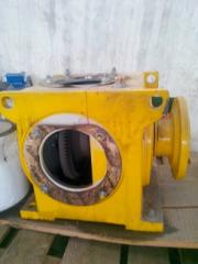 Swing mechanism reduction gear