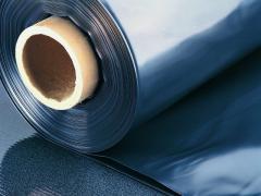 Пленка черная для клубники мульчирующая 40мк 1,2*500